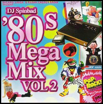 80s mix cd - 8