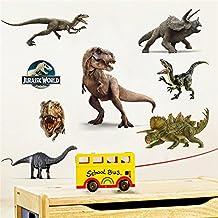 3D Wall Decal Children Themed Art Wall Sticker Home Decor Art Kids (Dinosaur Ages)