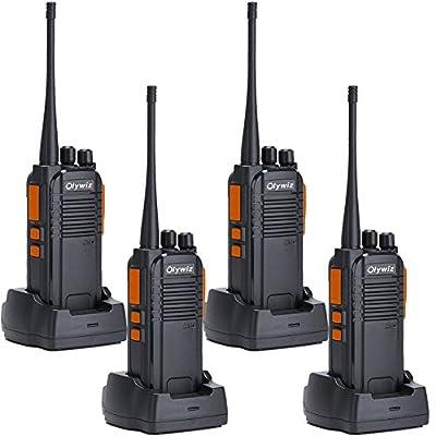 Olywiz GTS-813 5W GMRS 400-470MHz Two Way Radio with 16 Channels