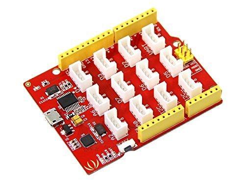 Seeed Studio Bazaar Seeeduino Lotus - ATMega328 Board with Grove Interface by seeed studio