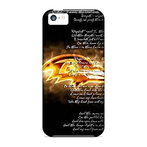 New Style Mialisabblake Hard Case Cover For Iphone 5c- Baltimore Ravens by runtopwell