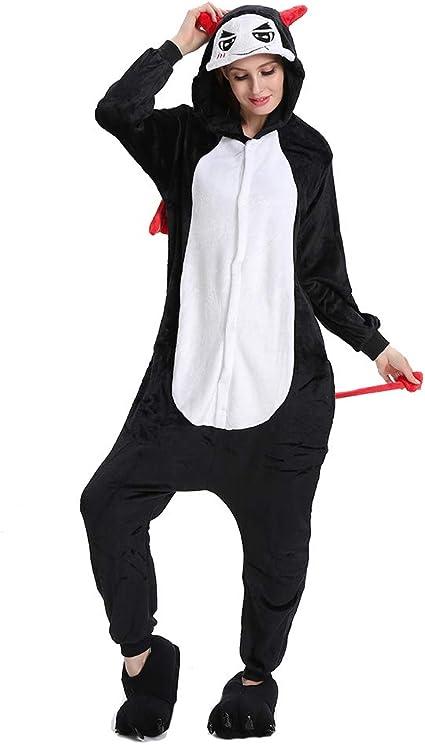 Animados de Franela Animal Novedad Disfraces Cosplay Pijama ...