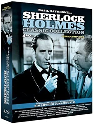 Sherlock Holmes Classic Collection - Serie Completa Blu-ray: Amazon.es: Varios, Varios, Varios, Varios: Cine y Series TV