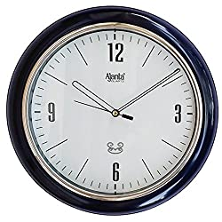 Ajanta Analog Wall Clock(Blue)
