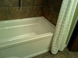 Kohler K 1123 La 0 Archer 5 Foot Bath White