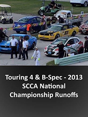 Rx 8 Specs - Touring 4 & B-Spec - 2013 SCCA National Championship Runoffs