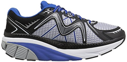 Mbt Mens Zee 16 Chaussure De Course Bleu / Noir