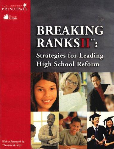 Breaking Ranks II: Strategies for Leading High School Reform