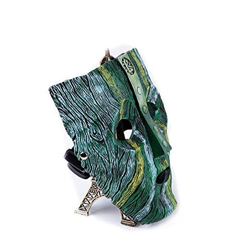 Mask Loki (Gmasking Resin Loki Mask Cosplay Replica Prop NEW Version)