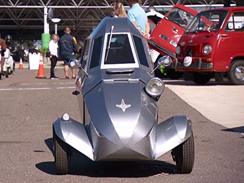 Fl Motor - Microcars at Ace Cafe