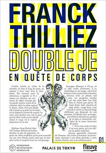 Double Je de Franck Thilliez -(2016)