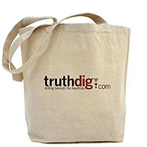 CafePress Truthdig Tote Bag - Standard Multi-color from CafePress