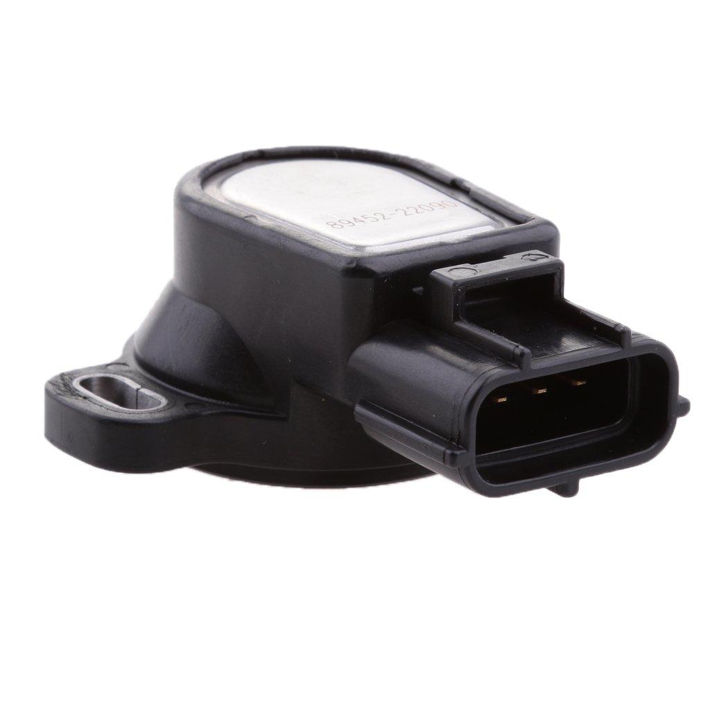 Sharplace Acelerador Posición Sensor TPS Instrumento de Coche: Amazon.es: Coche y moto