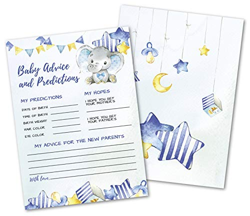 Elephant Prediction Decorations Activities Invitations product image