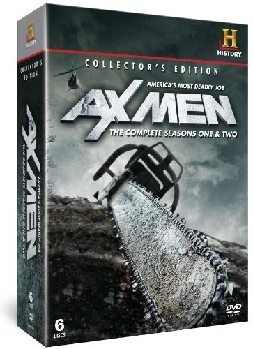 Ax Men Season 1 and Season 2 Collector's Edition [DVD] [Import anglais]