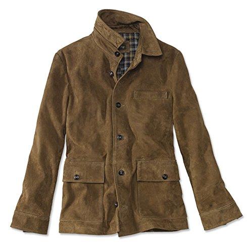 Orvis Men's Addison Suede Jacket, Large ()
