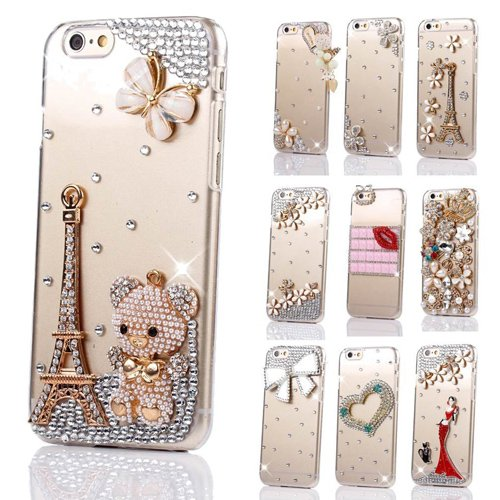 custodia brillantini iphone 6