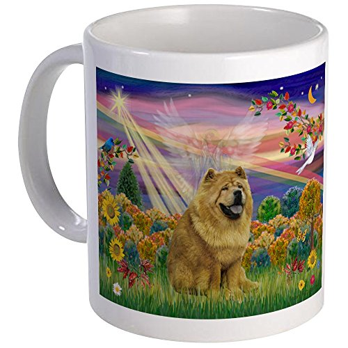 CafePress Autumn Angel Unique Coffee