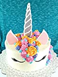 CMS Design Studio Handmade Unicorn Birthday Cake