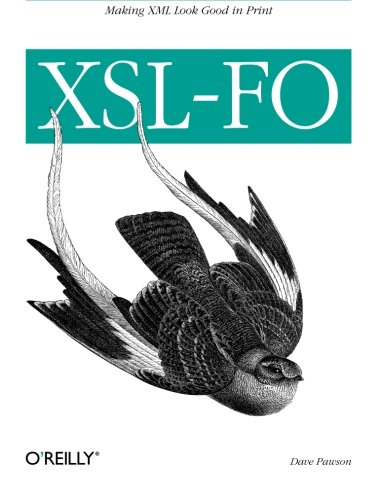 Xsl Fo by Brand: O'Reilly Media