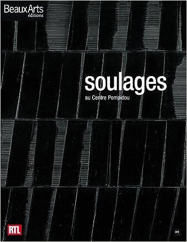 Soulages : Au centre Pompidou pdf, epub ebook
