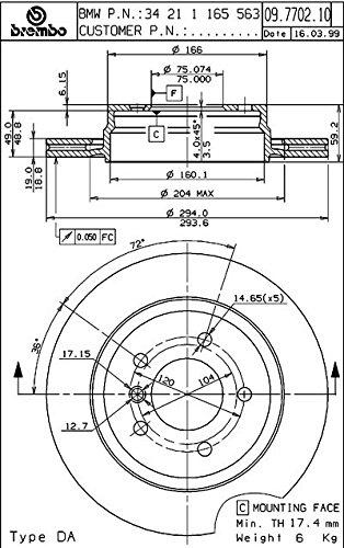 Kit Disques plaquettes de frein brembo 328/les 142/kW