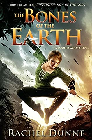 book cover of The Bones of the Earth