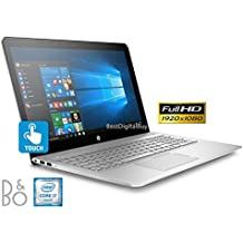 """HP Envy Touch 15t Laptop 7th Gen. Intel i7 up to 3.5 GHz 16GB 1TB Solid State Drive 15.6"""" FHD B&O AUDIO WebCam WiFi (Certified Refurbished)"""