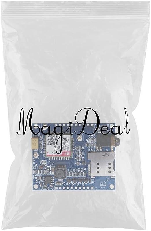 MagiDeal sim868 Breakout Board Módulo gsm GPRS GPS Bluetooth Integrado: Amazon.es: Electrónica