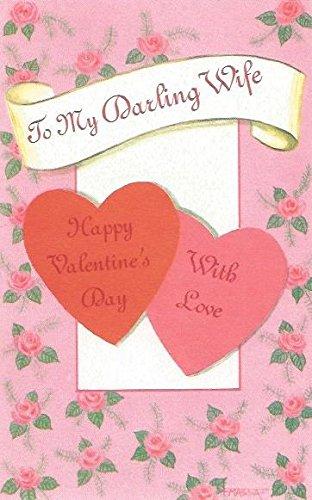 Amazon.com : To My Darling Wife Happy Valentine\'s Day With Love ...
