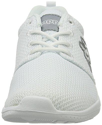 Zapatillas L 1014 White Unisex II Blanco Speed Adulto Kappa wPqTpfEn