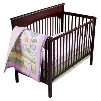 Amazon.com: Circo Búhos N Floral 3pc bebé niña cuna Juego de ...