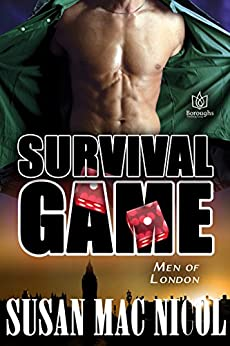 Survival Game (Men of London Book 9) by [Mac Nicol, Susan]