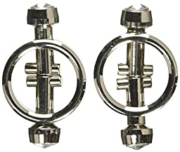 Pipedream Fetish Fantasy Fetish Fantasy Limited Edition - Magnetic Nipple Clamps, 1.8 Ounce