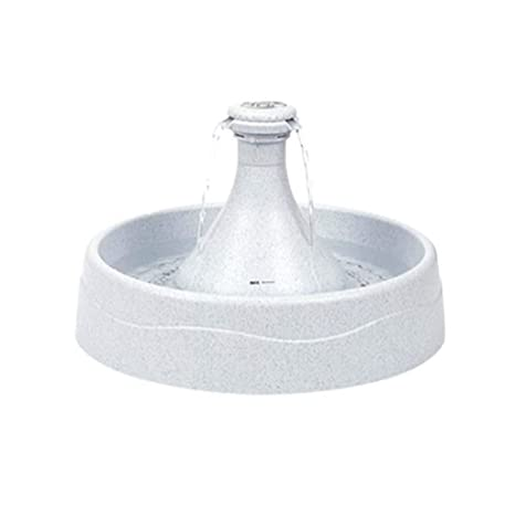 Miao Dispensador de Agua para una Fuente para Mascotas 360 dispensador de Agua Inteligente de oxígeno