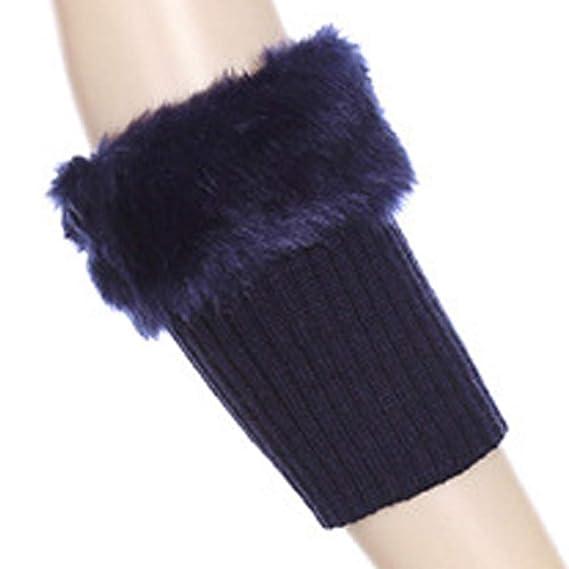 Sylar Calcetines De Mujer Invierno Barato Calientes Calcetines De Punto Color Sólido Simple Grueso Cálido Suave
