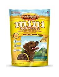 Zuke\'s Mini Naturals Dog Treats, Chicken, 1-Pound