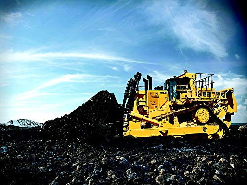 Photography Poster - Cat, Dozer, D11, Caterpillar, for sale  Delivered anywhere in USA