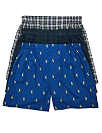 Classic Woven Boxers 3-Pack
