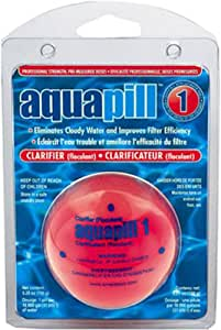 Aquapill 24001 1 Clarifier And Flocculant For Swimming Pools Swimming Pool Stain