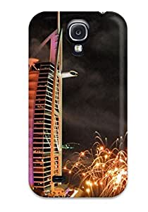 (jefYVDr1067yeVEx)durable Protection Case Cover For Galaxy S4(dubai New Year )