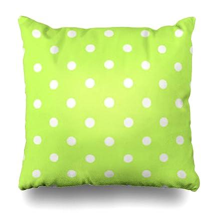 Terrific Amazon Com Homeoutlet Throw Pillow Cover Origin Abyss Polka Machost Co Dining Chair Design Ideas Machostcouk