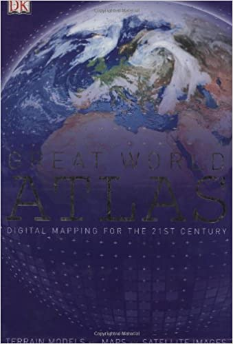 The great world atlas 9780756622701 reference books amazon the great world atlas 4th edition fandeluxe Gallery