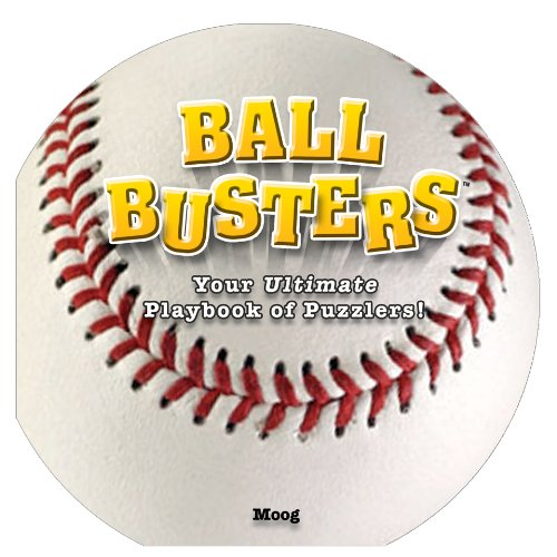 Libro Spinner Books Ball Busters – Baseball