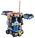 LEGO Nexo Knights 70322 Axl's Tower Carrier Building Kit (670 Piece)