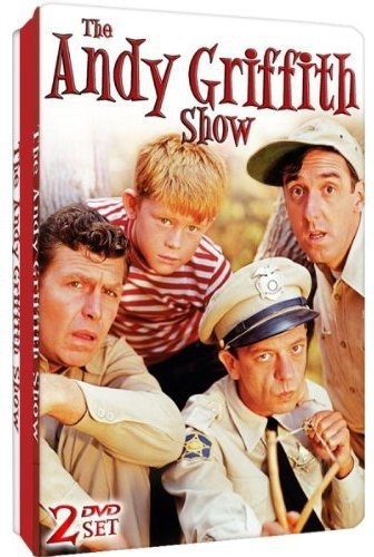 The Andy Griffith Show: Embossed Slim-Tin Packaging ()