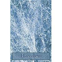 Hayden: Personalized Journal for Men