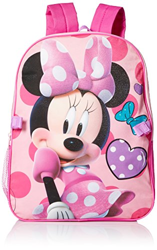 Disney Little Girls Minnie Backpack product image