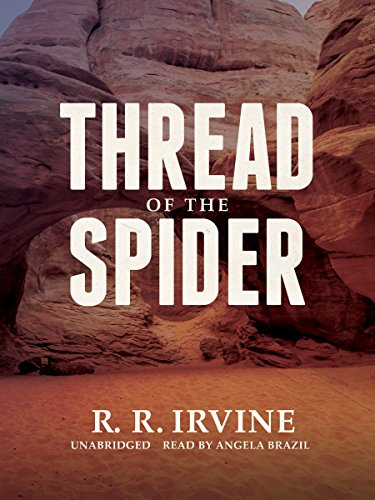 Thread of the Spider (The Nicolette Scott Mysteries Book 5)