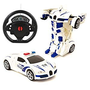 SUPER TOY Steering Control Police...